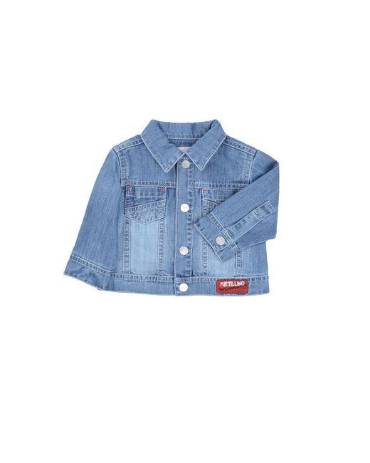 Mirtillo | Мужская Синяя Джинсовая Верхняя Одежда