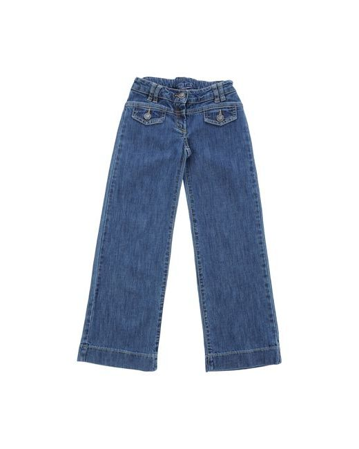 Miss Blumarine Jeans | Женские Синие Джинсовые Брюки