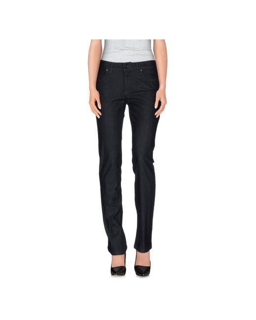 Trussardi Jeans   Женские Чёрные Джинсовые Брюки