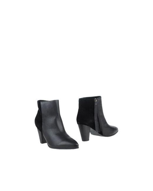 Shoe the Bear | Женские Чёрные Полусапоги И Высокие Ботинки