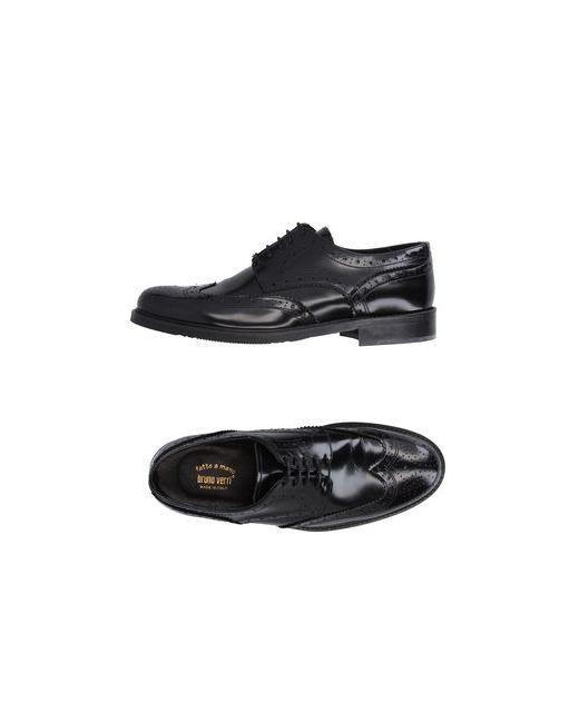 Bruno Verri | Чёрная Обувь На Шнурках