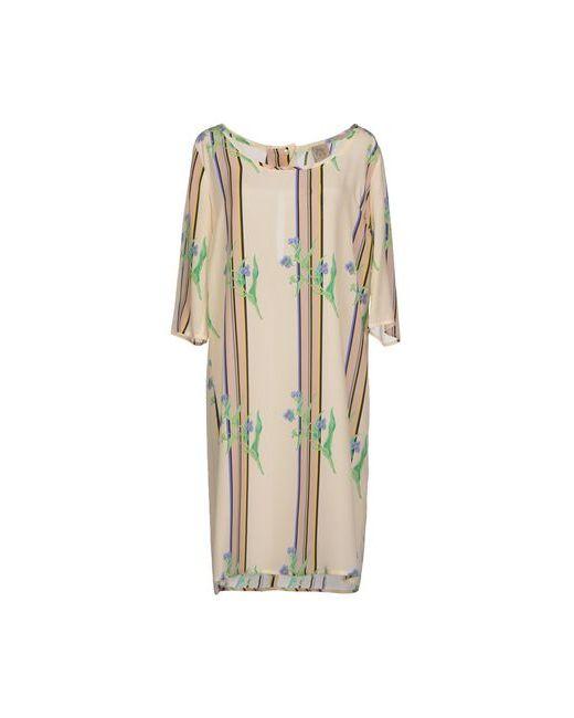 Attic And Barn | Женское Слоновая Костящее Короткое Платье
