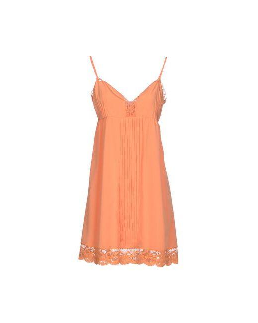 Blugirl Blumarine | Женское Оранжевое Короткое Платье