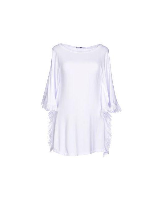 La Camicia Bianca   Женская Белая Футболка