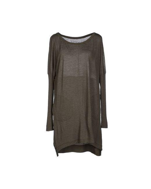 Ottod'Ame | Женское Зелёное Короткое Платье