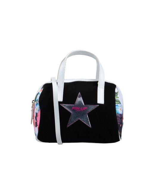 Pin Up Stars   Женская Чёрная Сумка На Руку