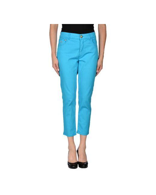 Marani Jeans | Женские Лазурные Повседневные Брюки