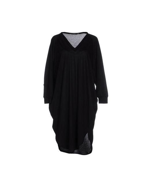 Marios | Женское Чёрное Короткое Платье