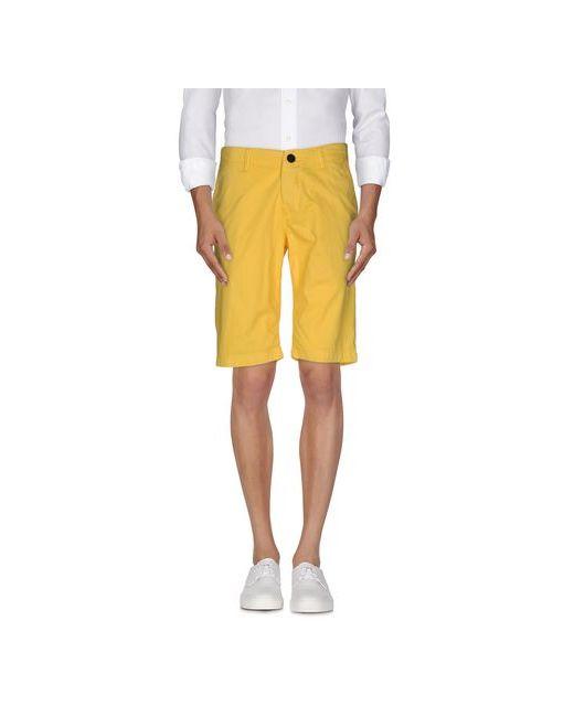 Rrd | Мужские Жёлтые Бермуды