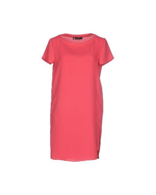Compagnia Italiana | Женское Розовое Короткое Платье