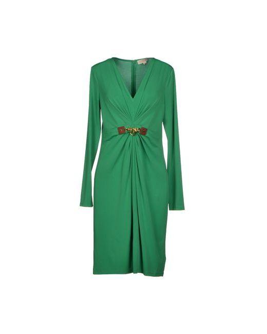 Michael Michael Kors | Женское Зелёное Короткое Платье