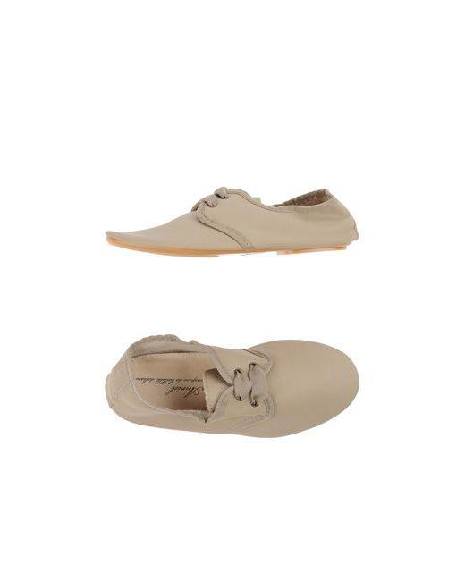 Anniel | Женская Песочная Обувь На Шнурках