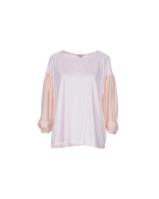 Clu | Женская Розовая Футболка