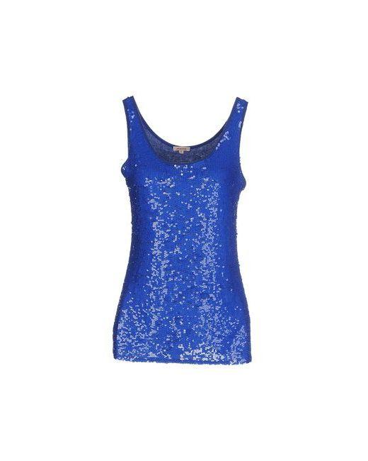 P.A.R.O.S.H. | Женская Синяя Майка