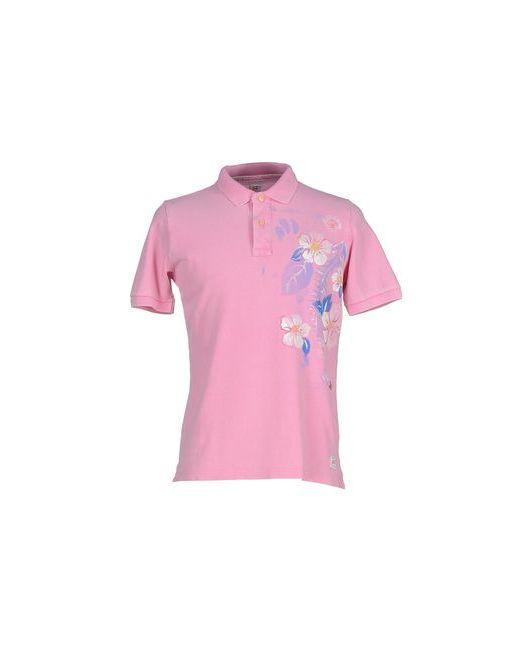Bob | Мужское Розовое Поло