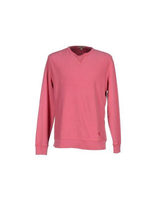 Burberry Brit | Мужская Розовая Толстовка