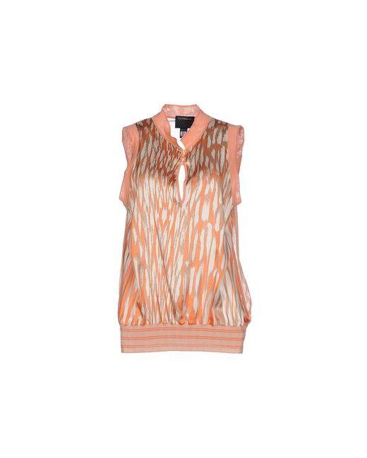 Class Roberto Cavalli | Женское Оранжевое Поло