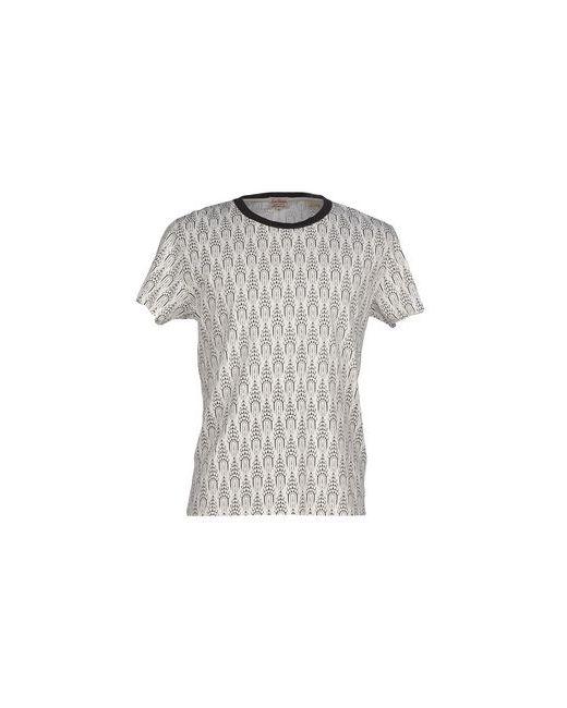 Levi'S Vintage Clothing   Мужская Белая Футболка