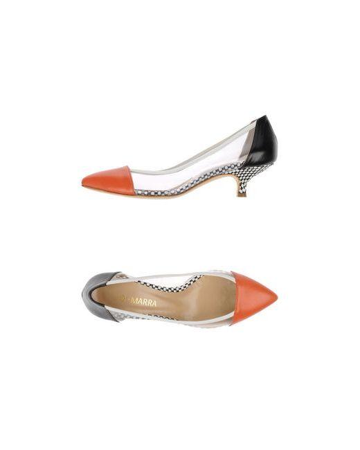 D Marra | Женские Красные Туфли