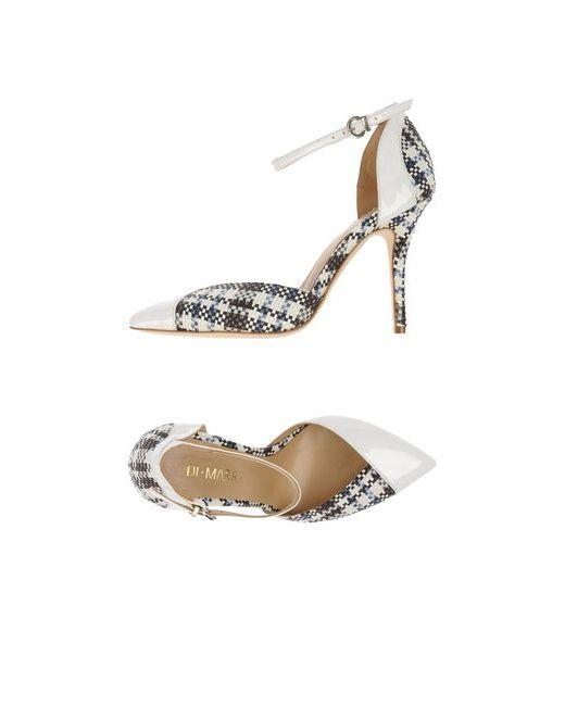 D Marra | Женские Белые Туфли