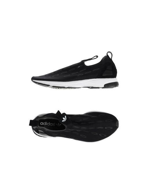 Adidas | Мужские Чёрные Низкие Кеды И Кроссовки