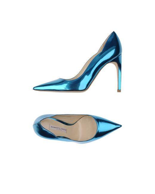 Roberto Festa | Женские Лазурные Туфли