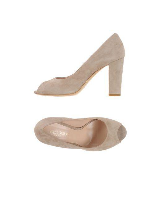 EPOQUE | Женские Бежевые Туфли