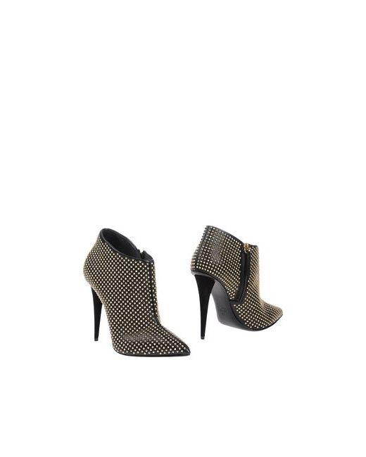 Giuseppe Zanotti Design | Женские Чёрные Ботинки