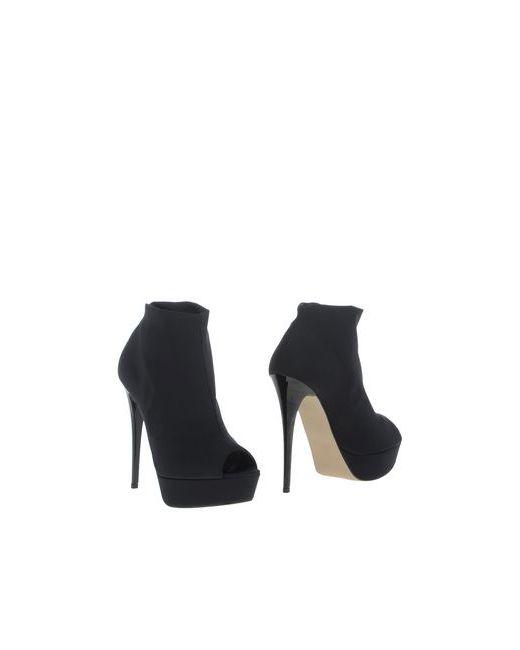 Le Stelle | Женские Чёрные Полусапоги И Высокие Ботинки