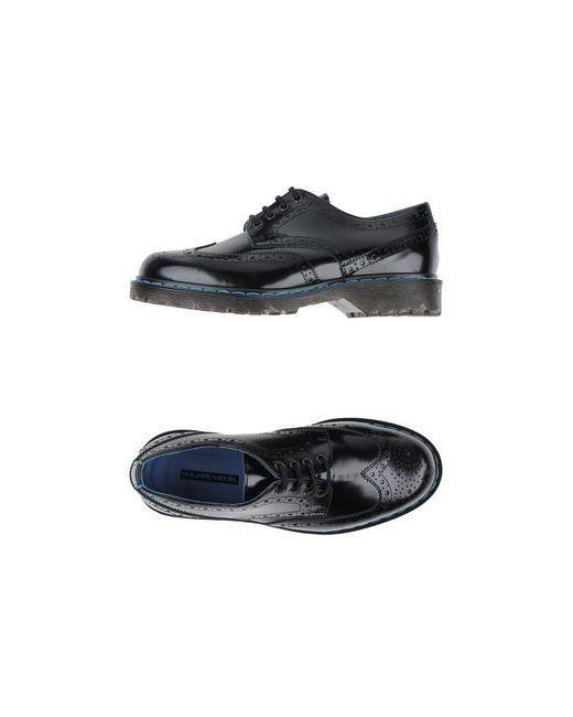 Philippe Model | Женская Чёрная Обувь На Шнурках