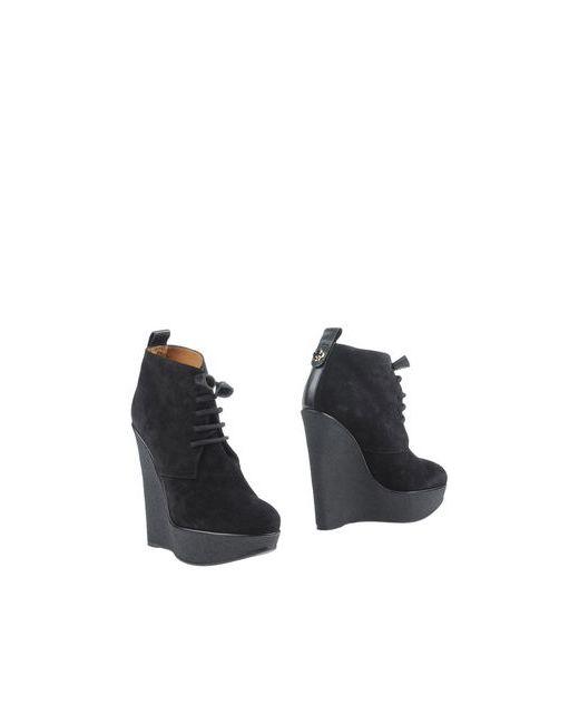 Dsquared2 | Женские Чёрные Полусапоги И Высокие Ботинки