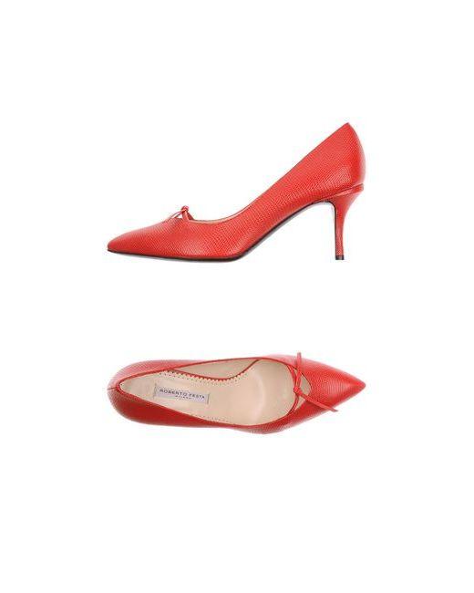 Roberto Festa | Женские Красные Туфли