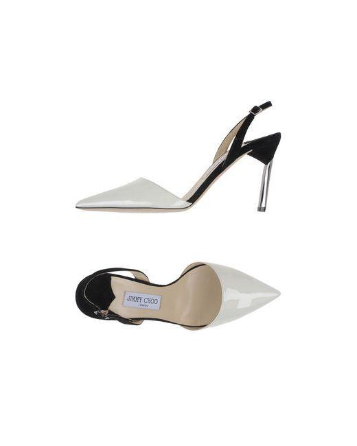 Jimmy Choo | Женские Белые Туфли