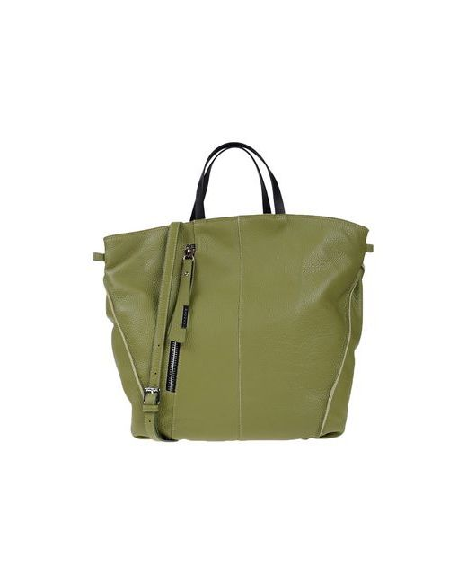 Nicoli | Женская Зелёная Сумка На Руку