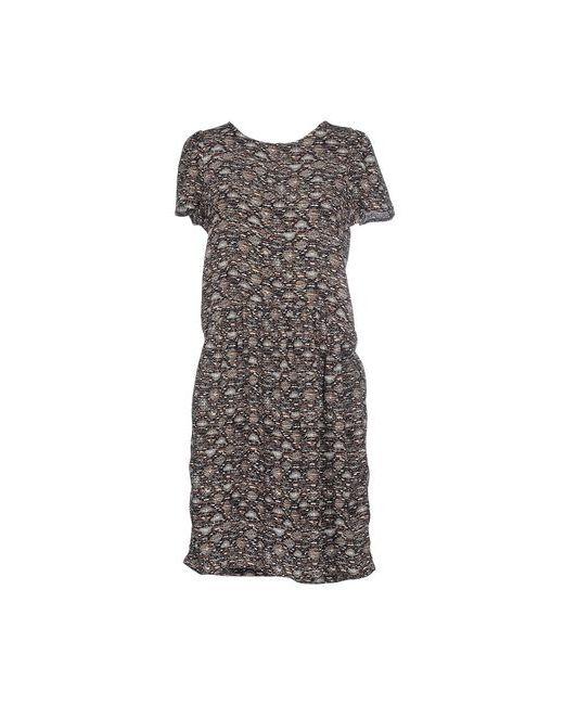 Sessun | Женское Синее Короткое Платье