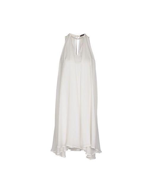 Plein Sud | Женское Белое Платье До Колена