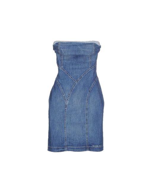Blugirl Folies | Женское Синее Короткое Платье