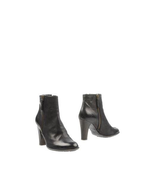 N.D.C. Made By Hand | Женские Чёрные Полусапоги И Высокие Ботинки