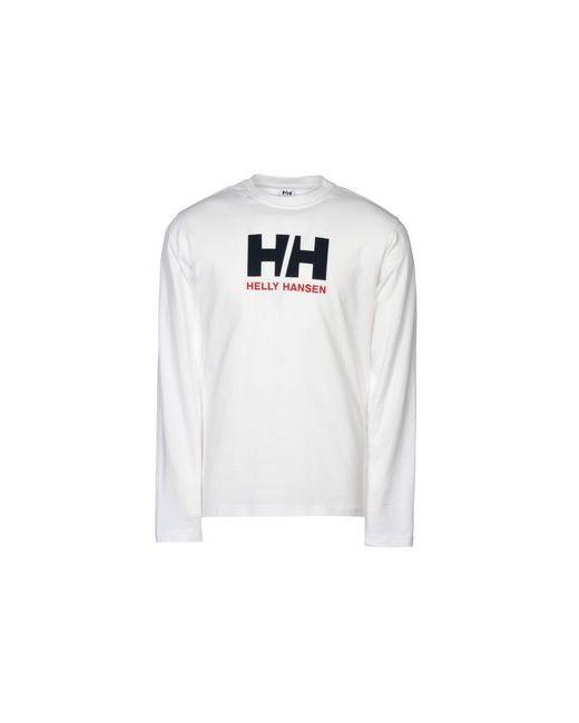 Helly Hansen | Мужская Белая Футболка