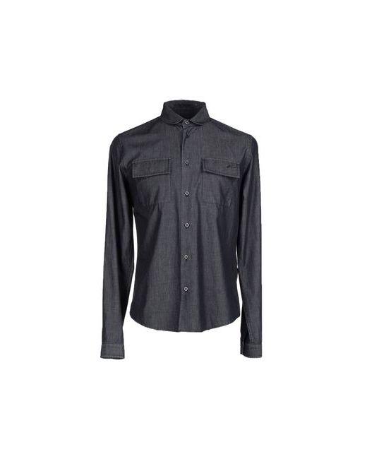 Gucci | Мужская Синяя Джинсовая Рубашка