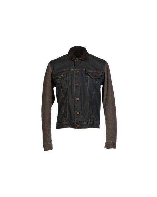 Gj Gaudi' Jeans | Мужская Чёрная Джинсовая Верхняя Одежда
