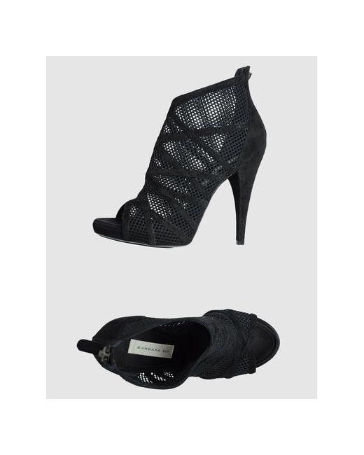 Barbara Bui | Женские Чёрные Ботинки