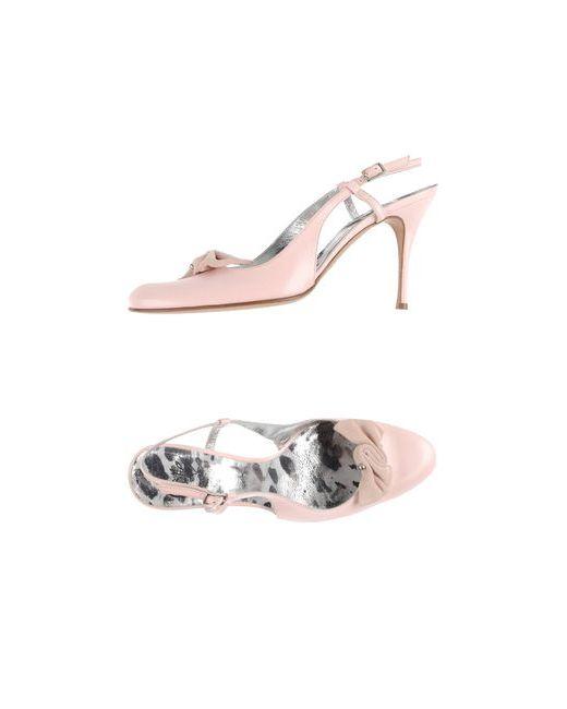 ICÔNE | Женские Розовые Туфли