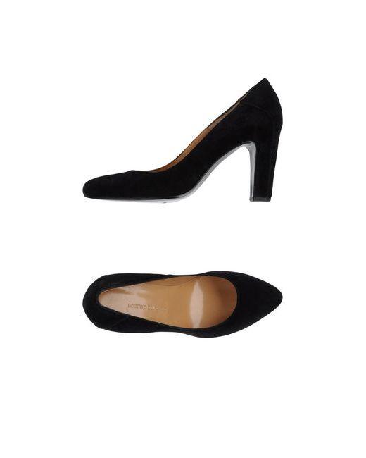 Roberto Del Carlo | Женские Чёрные Туфли