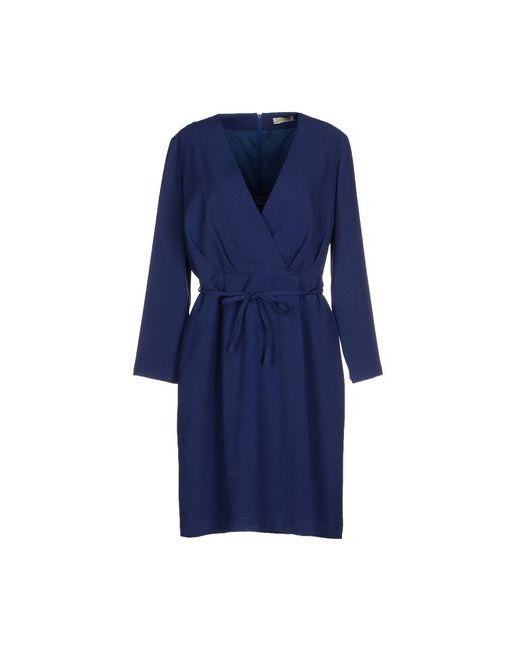 Trou Aux Biches | Женское Синее Короткое Платье