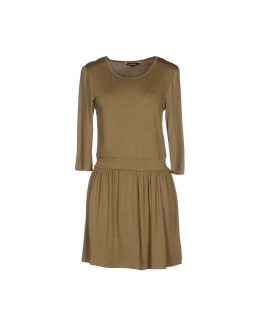 Silvian Heach   Женское Зелёное Короткое Платье