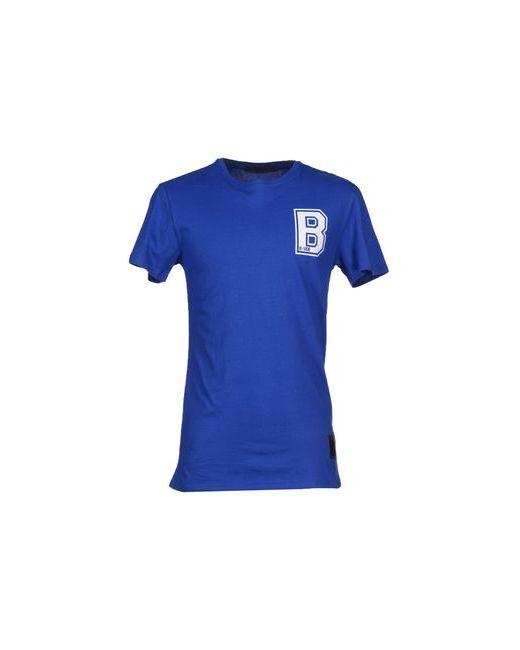 B-SIDE BY WALE | Женская Синяя Футболка