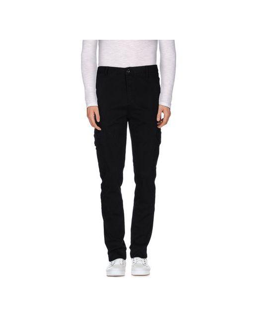 Pepe Jeans London   Мужские Чёрные Повседневные Брюки