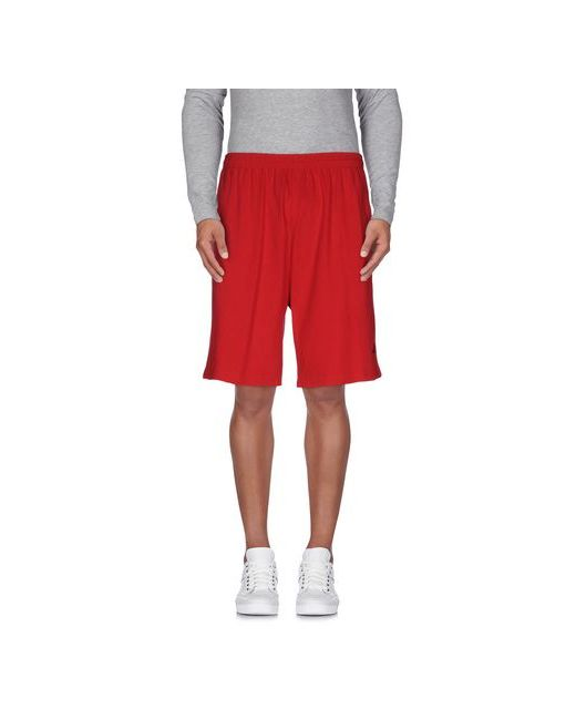 Nike | Мужские Красные Бермуды