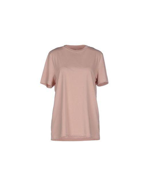 Selected Femme | Женская Розовая Футболка